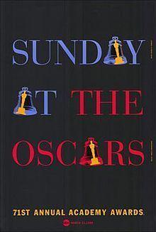71st Academy Awards httpsuploadwikimediaorgwikipediaenthumb8