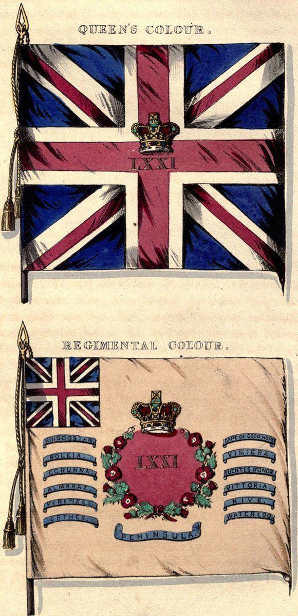 71st (Highland) Regiment of Foot