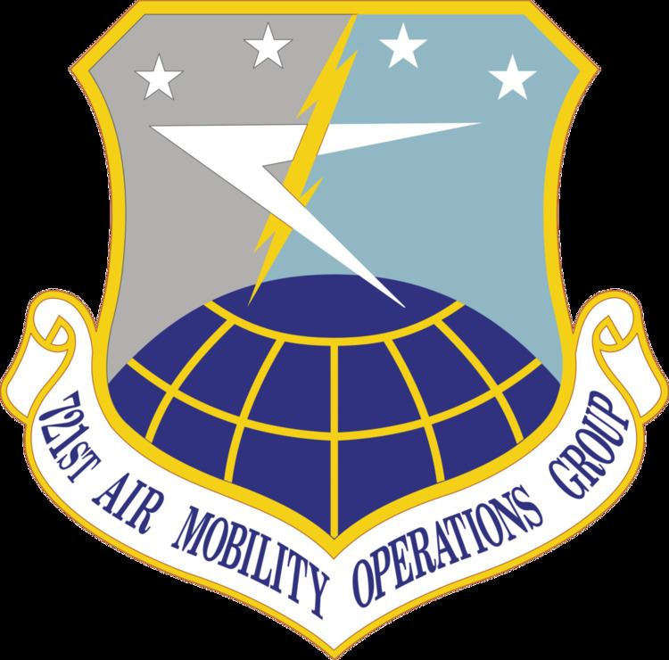 721st Air Mobility Operations Group