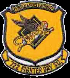 722d Tactical Fighter Squadron