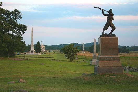 72nd Pennsylvania Infantry Monument