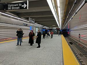 72nd Street (Second Avenue Subway) httpsuploadwikimediaorgwikipediacommonsthu