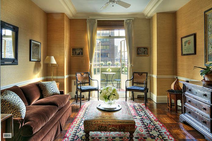 730 Park Avenue 60 Minutes Anchor Mike Wallace39s Estate Sells for 13 Million 6sqft