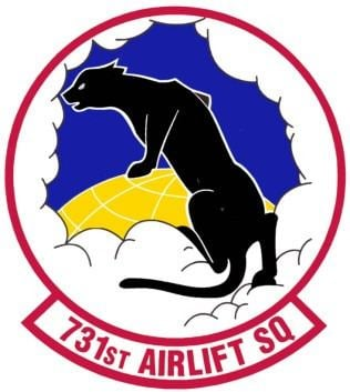 731st Airlift Squadron