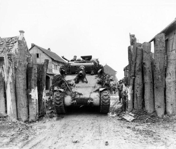 745th Tank Battalion