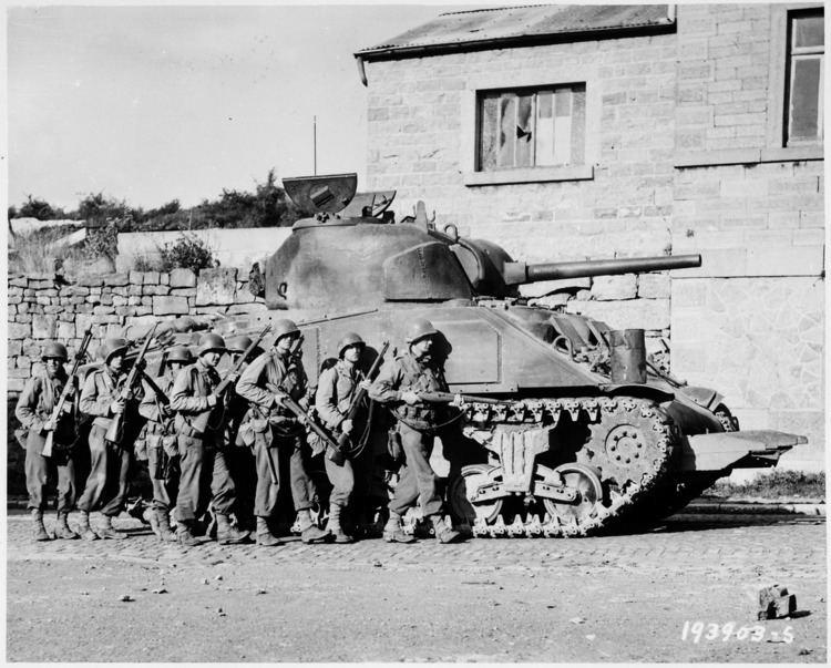 746th Tank Battalion (United States)