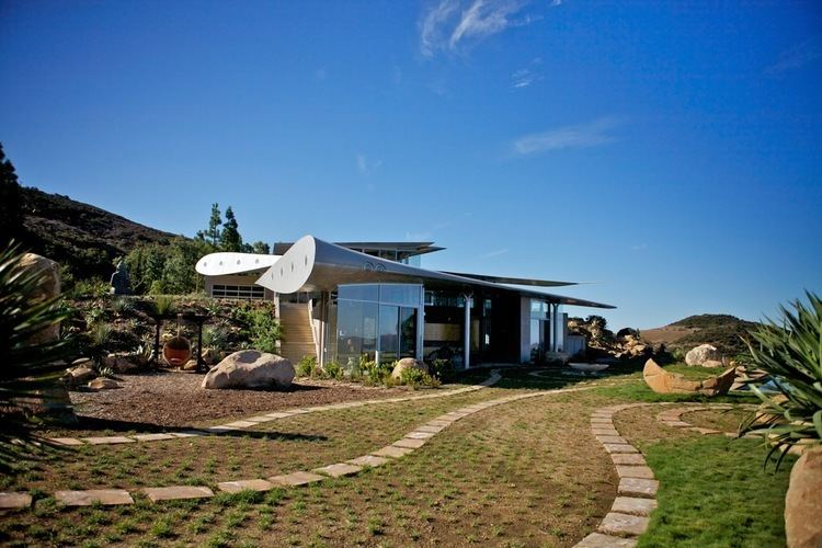 747 Wing House 747 Wing House David Hertz Architects FAIA amp The Studio of