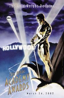 74th Academy Awards httpsuploadwikimediaorgwikipediaenthumbc