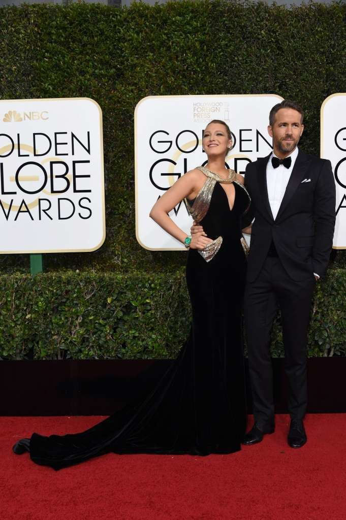 74th Golden Globe Awards The 74th Golden Globe Awards were full of adorable celebrity couples