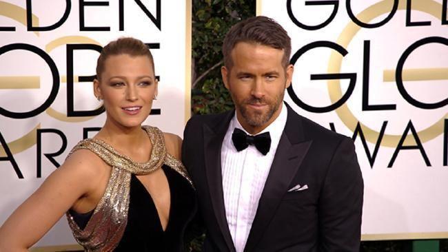 74th Golden Globe Awards Golden Globe Awards 2017 celebrities arrive on the red carpet