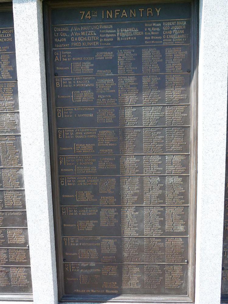 74th Pennsylvania Infantry