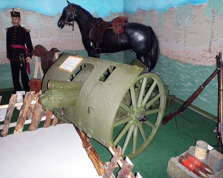 7.5 cm Gebirgskanone Model 1911