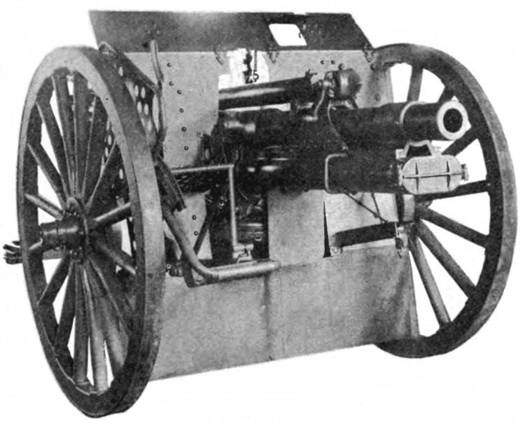 75 mm Gun M1916