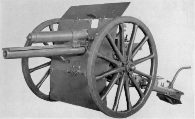 75 mm Gun M1917