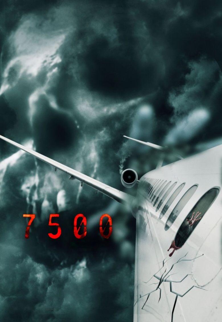 7500 (film) movie poster