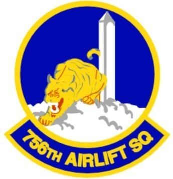 756th Air Refueling Squadron