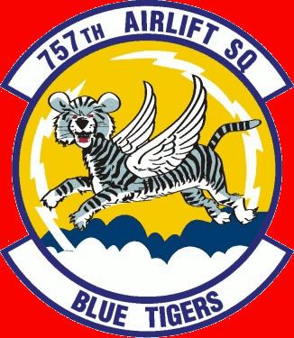 757th Airlift Squadron