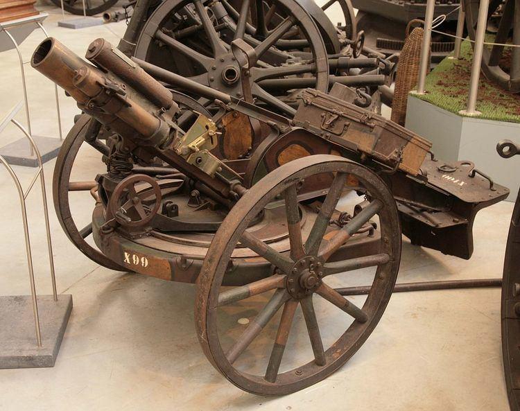 7.58 cm Minenwerfer