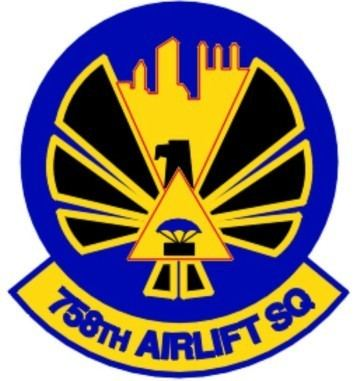 758th Airlift Squadron