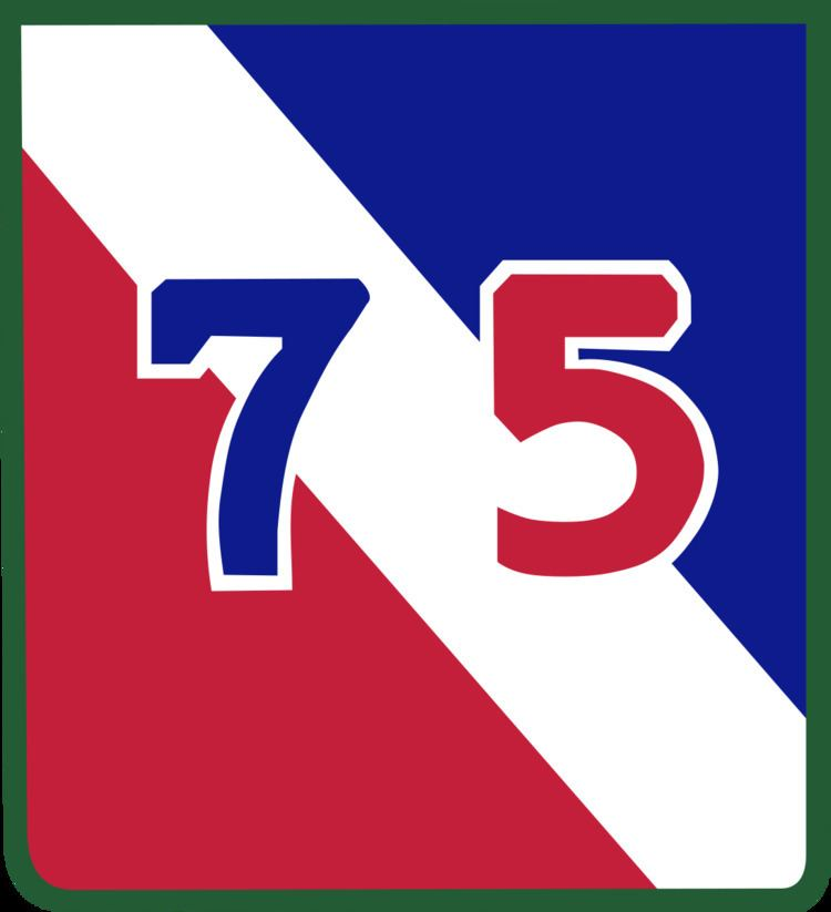 75th Infantry Division (United States)