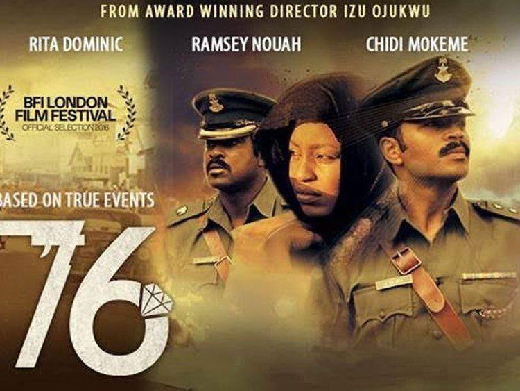 '76 (film) Nigerian film 76 Makes Landmark Premiere in London THISDAYLIVE