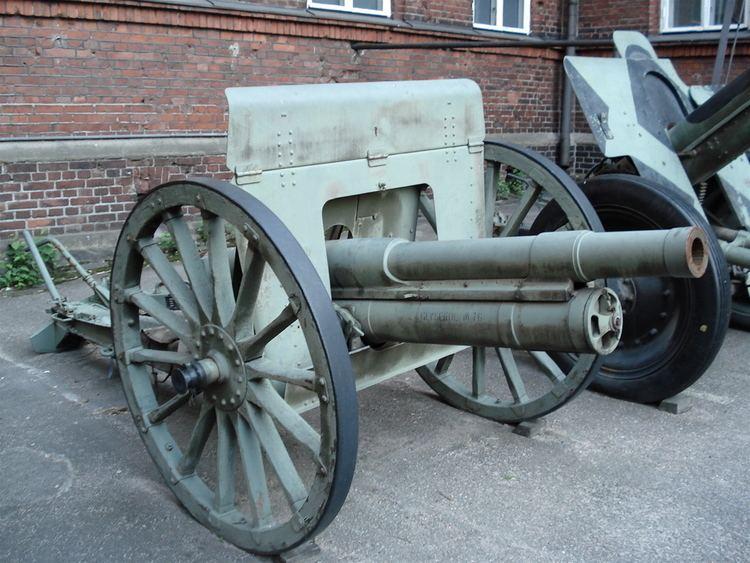 76 mm divisional gun M1902
