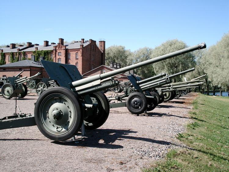 76 mm divisional gun M1936 (F-22)
