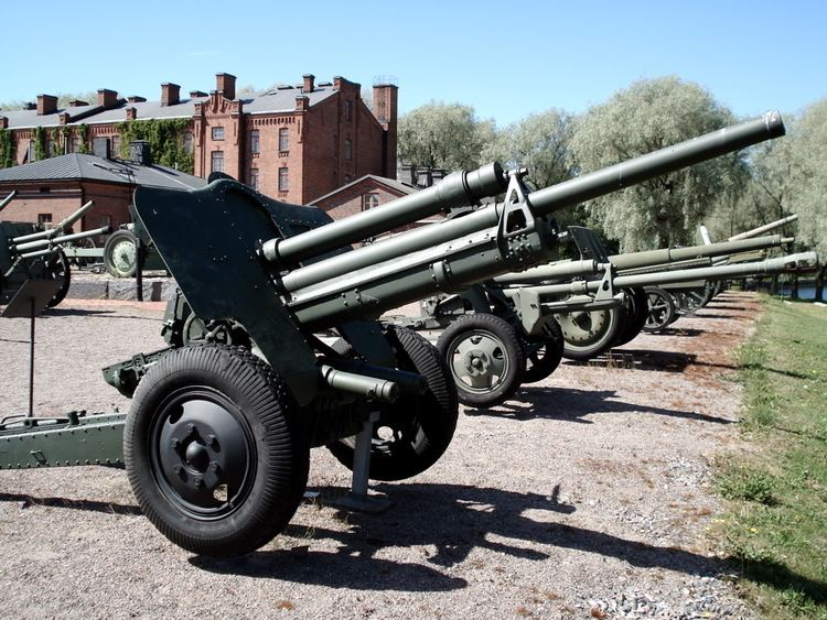 76 mm divisional gun M1939 (USV)