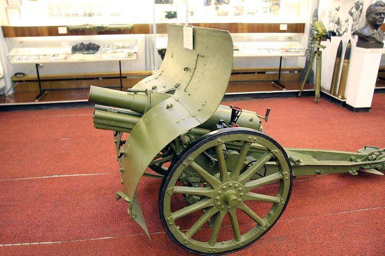76 mm mountain gun M1909