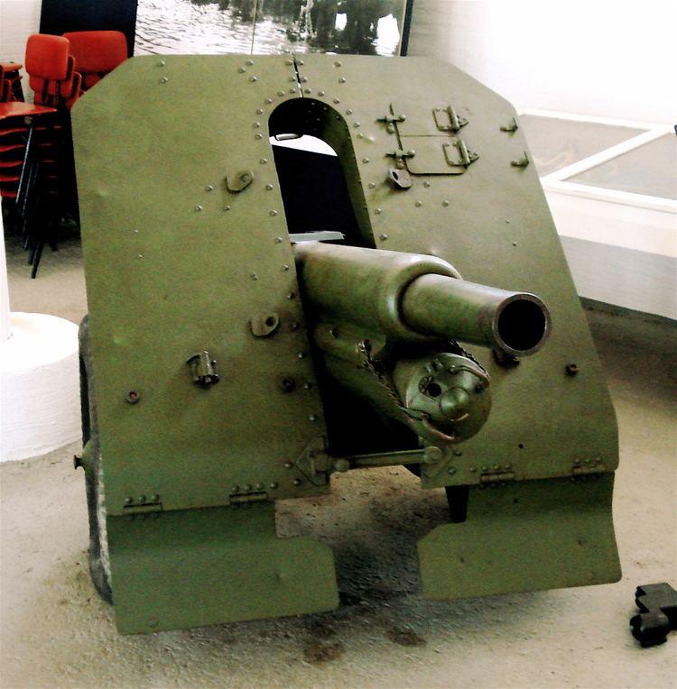 76 mm mountain gun M1938