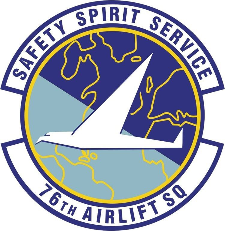 76th Airlift Squadron