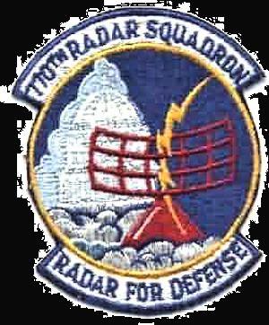 770th Radar Squadron