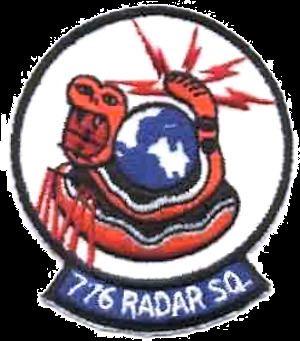 776th Radar Squadron