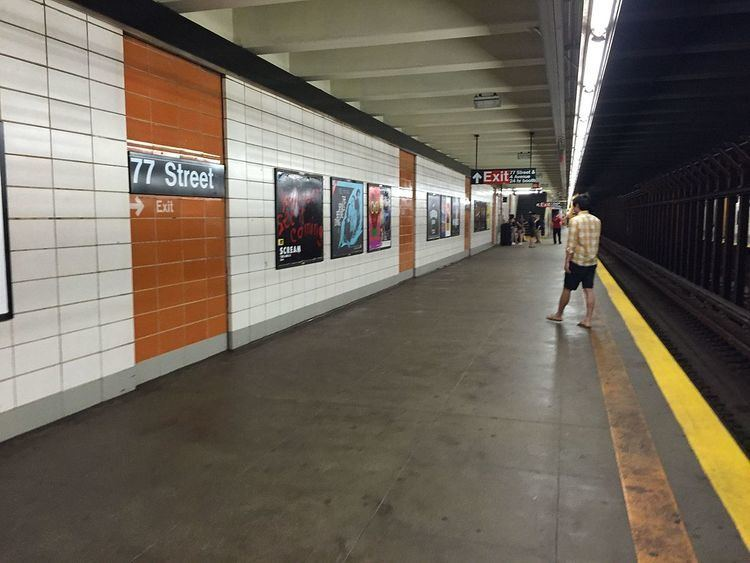 77th Street (BMT Fourth Avenue Line)