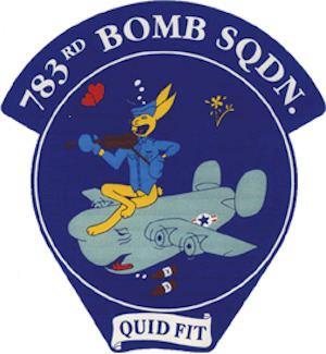 783d Bombardment Squadron