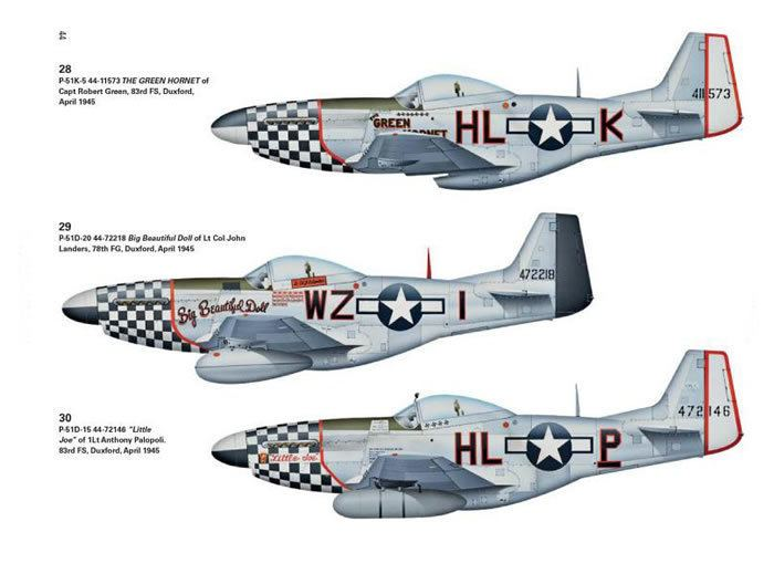 78th Fighter Group Air Vanguard 1 Alison Engined P51 Mustang Book Review by Brad Fallen