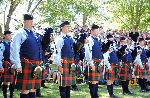 78th Fraser Highlanders Pipe Band 78thfrasers