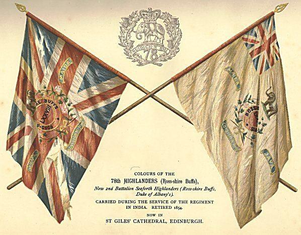 78th (Highlanders) Regiment of Foot
