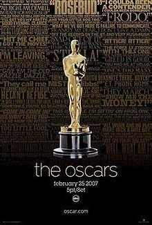 79th Academy Awards httpsuploadwikimediaorgwikipediaenthumbc