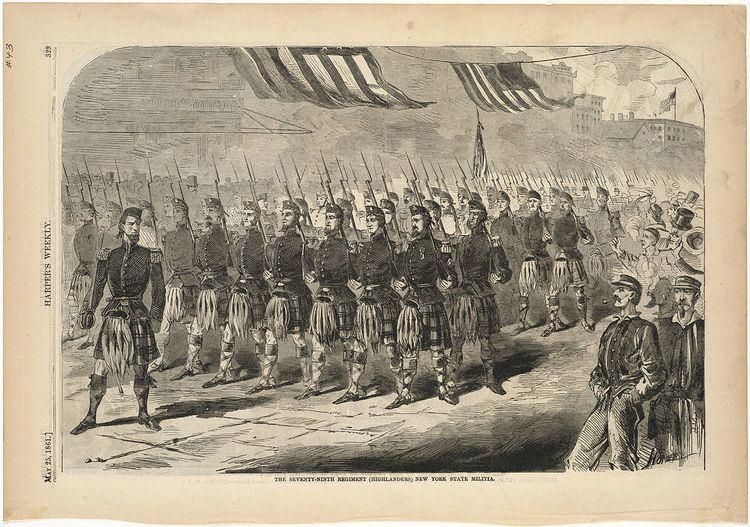 79th New York Volunteer Infantry