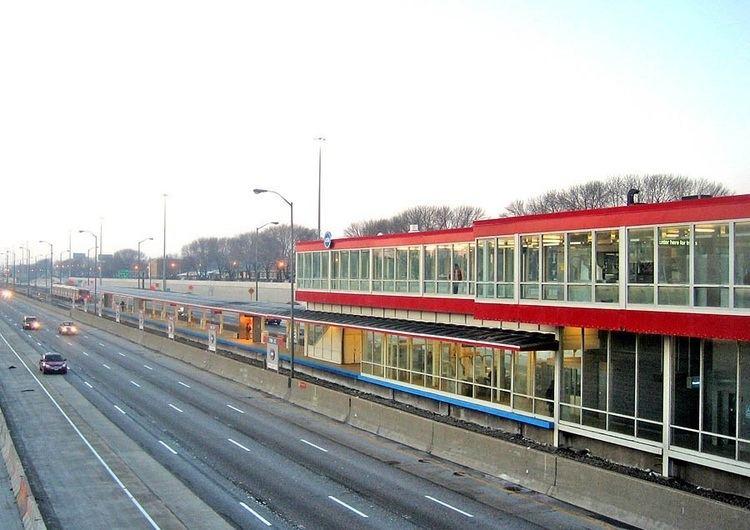 79th station