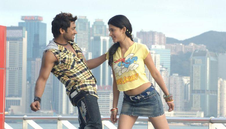 7aum Arivu movie scenes