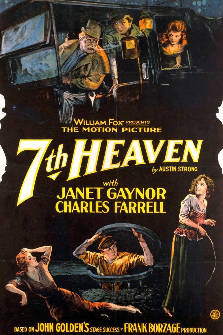 7th Heaven (1927 film) wwwgstaticcomtvthumbmovieposters91926p91926