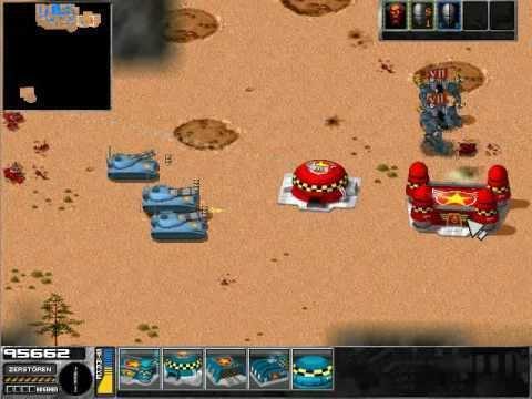 7th Legion (video game) 7th Legion Skirmish Gameplay 1 German YouTube