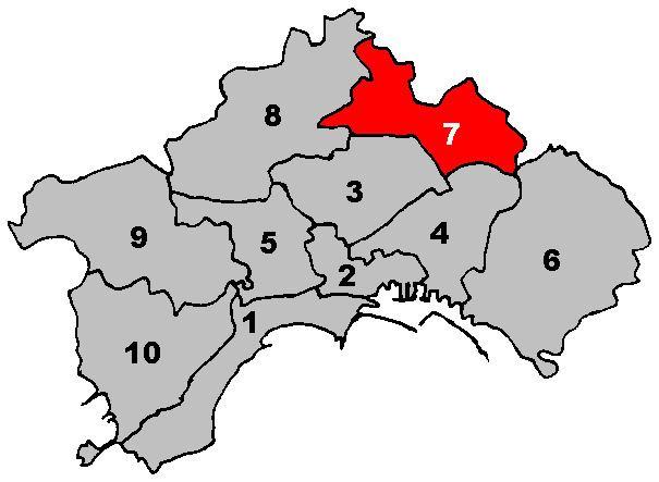 7th municipality of Naples