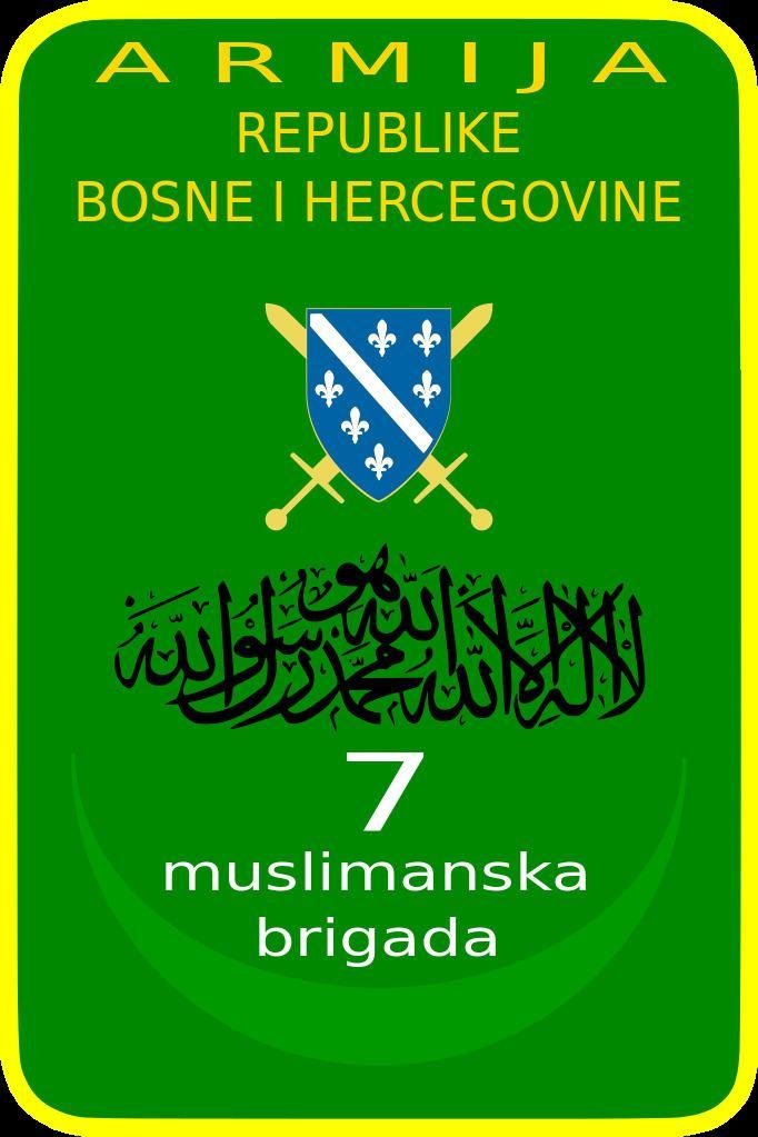7th Muslim Brigade