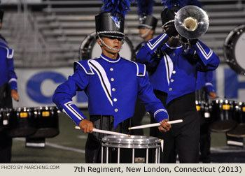 7th Regiment Drum and Bugle Corps 2013 DCI World Championships Photos Open Class Finals MARCHINGCOM