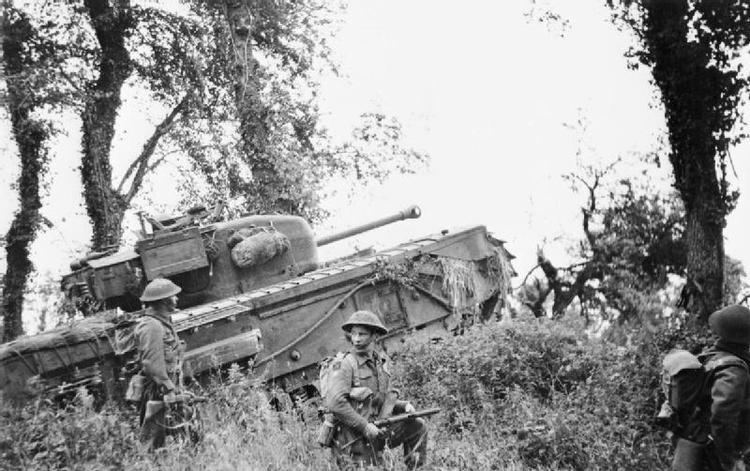 7th Royal Tank Regiment