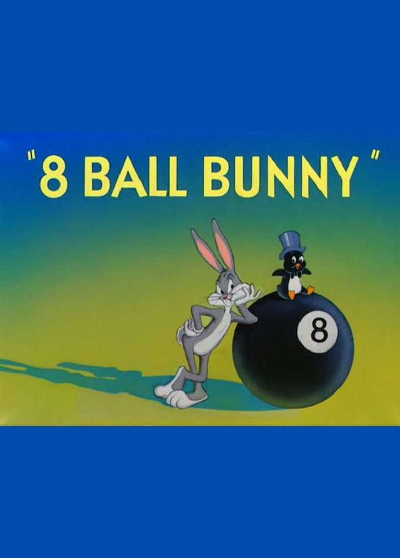 8 Ball Bunny movie poster
