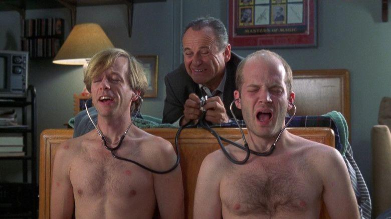 8 Heads in a Duffel Bag movie scenes